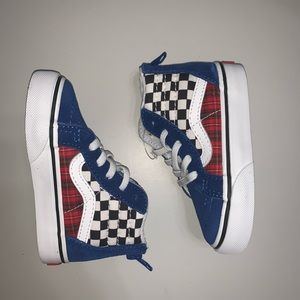 Vans Plaid Checkerboard Shoes